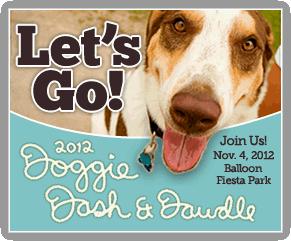 2012 Doggie Dash & Dawdle